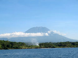 bali fishing mount agung